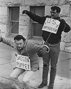 impact of anitwar protest vietnam The most well known protest involving the vietnam war occurred at kent state university in ohio in may 1970 on may 1, kent state students held an anti-war protest rather than causing a decline in protests, the kent state shootings actually escalated protests.
